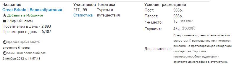 Поиск группы в sociate.ru